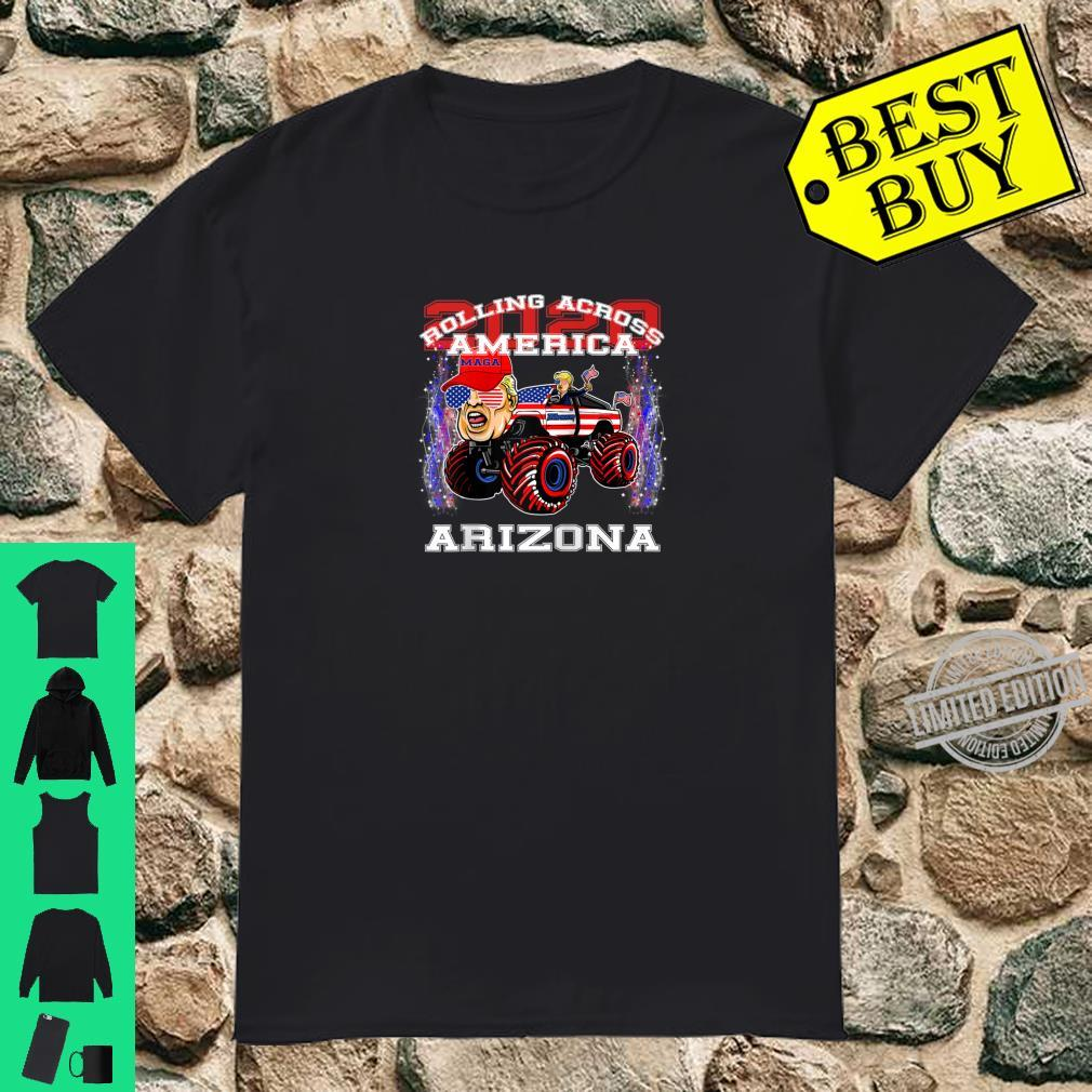 Trump 2020 Shirt Keep America Great Shirt Arizona Shirt