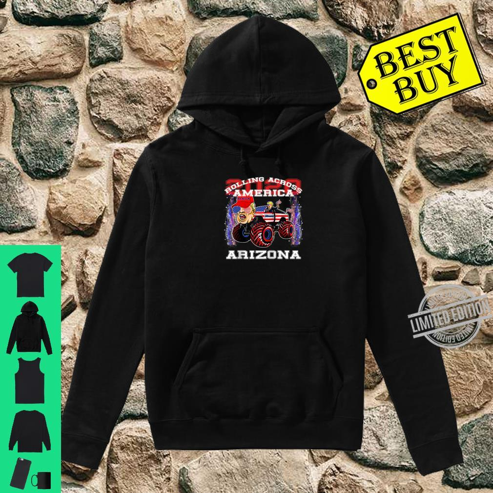 Trump 2020 Shirt Keep America Great Shirt Arizona Shirt hoodie