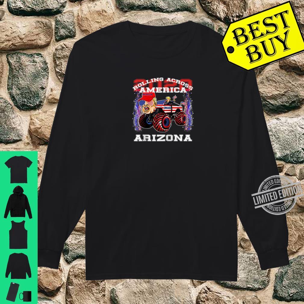 Trump 2020 Shirt Keep America Great Shirt Arizona Shirt long sleeved