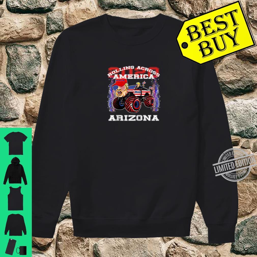 Trump 2020 Shirt Keep America Great Shirt Arizona Shirt sweater