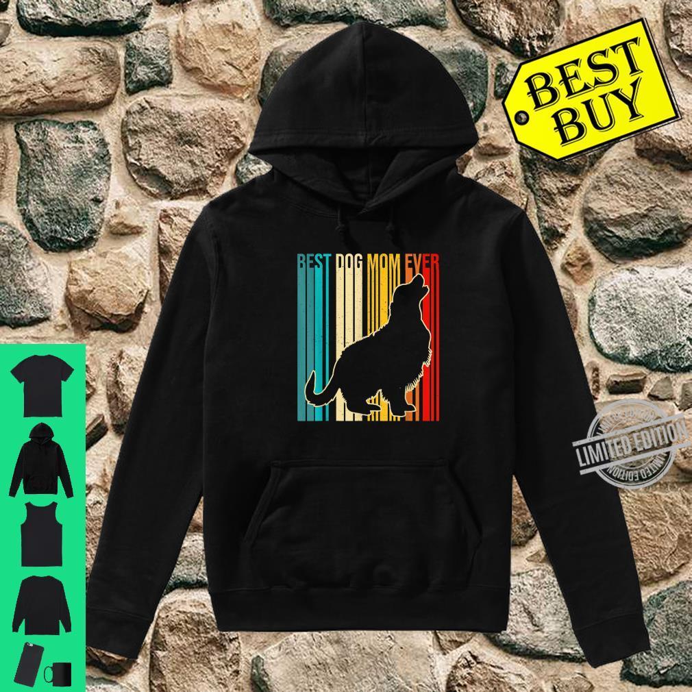 Womens Best Golden Retriever Mom Ever Mothers Day Dogs Shirt hoodie