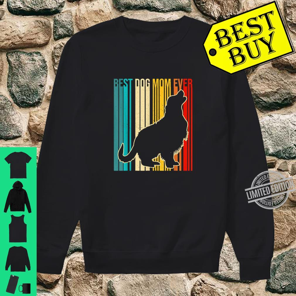Womens Best Golden Retriever Mom Ever Mothers Day Dogs Shirt sweater