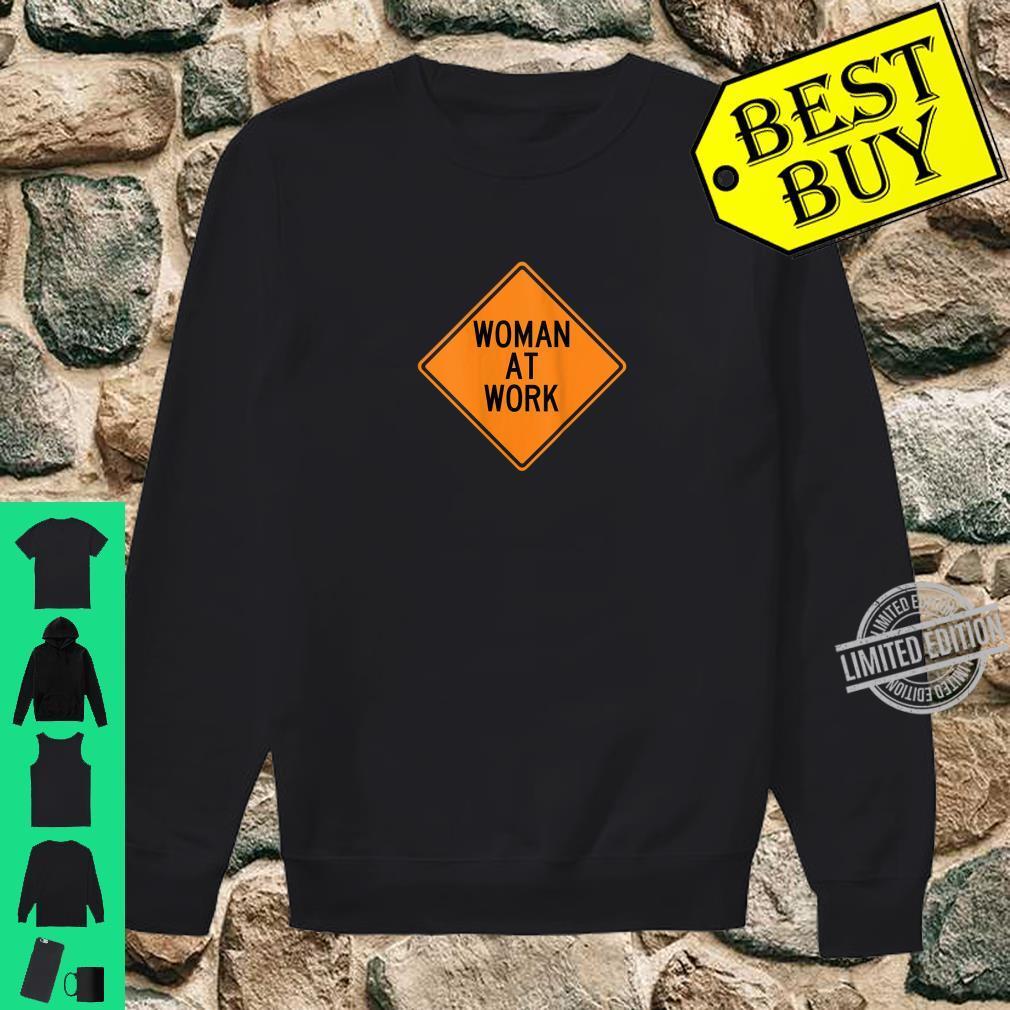 Womens at Work Shirt sweater